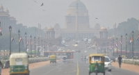 Inde : New Delhi suffoque